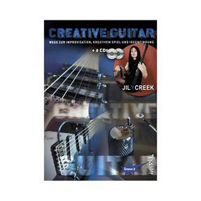 Tunesday Records Creative Guitar mit 2 CDs