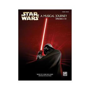 Alfred Publishing Star Wars Episodes I-VI