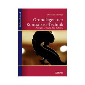 Schott Verlag Grundlagen der Kontrabass-Technik