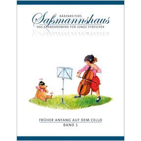 Bärenreiter Früher Anfang auf dem Cello 1