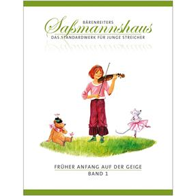 Bärenreiter Früher Anfang auf der Geige 1
