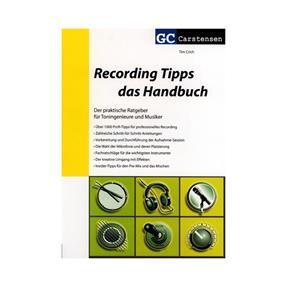 GC Carstensen Verlag Recording Tipps das Handbuch