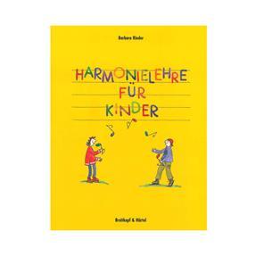 Breitkopf Verlag Harmonielehre für Kinder