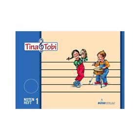 Bosse Verlag Tina und Tobi - Mein Notenheft 1