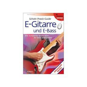 Schott Verlag Praxis Guide E-Gitarre und E-Bass