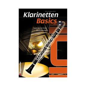 Voggenreiter Klarinetten Basics mit CD