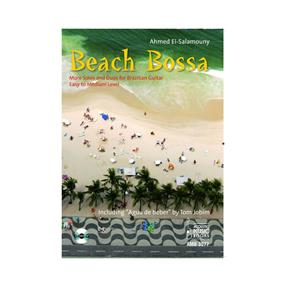 Acoustic Music Books Beach Bossa mit CD