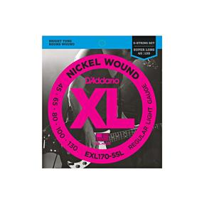 D'addario EXL170-5SL Light