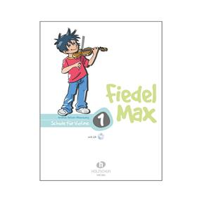Holzschuh Verlag Fiedel Max Band 1