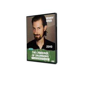Hudson The Language of Drumming - 2 DVD-Set