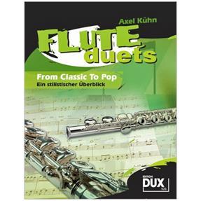 DUX Flute Duets