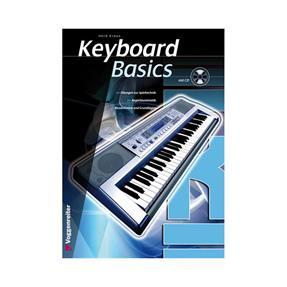 Voggenreiter Keyboard Basics mit CD
