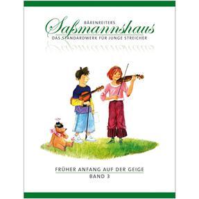 Bärenreiter Früher Anfang auf der Geige 3