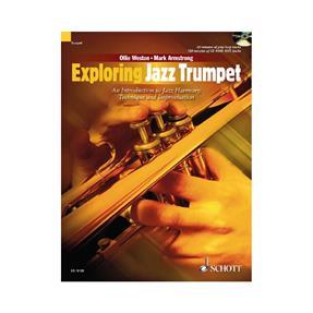 Schott Verlag Exploring Jazz Trumpet mit CD