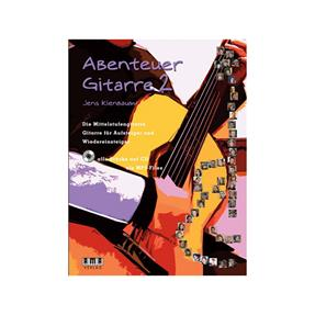 AMA Abenteuer Gitarre 2 mit CD