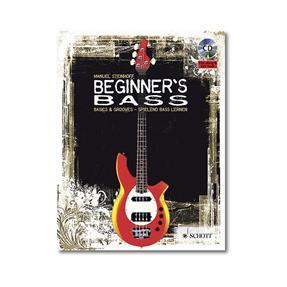 Schott Verlag Beginners Bass mit CD