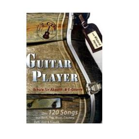 Gerig Guitar Player mit 2 CDs