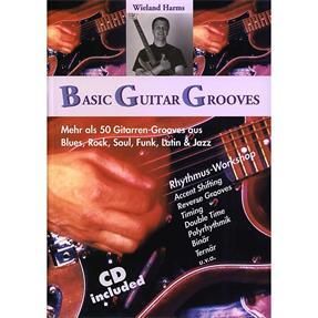 Gerig Basic Guitar Grooves mit CD