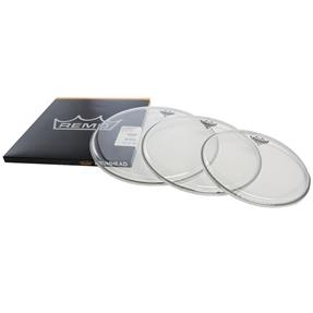 """Remo Emperor Clear ProPack 10"""", 12"""", 14"""""""