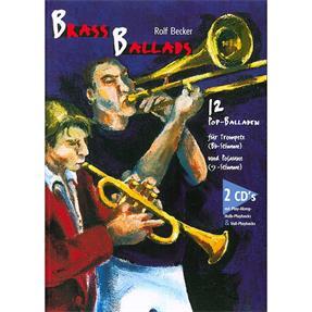 Gerig Brass Ballads mit 2 CDs