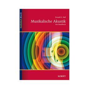 Schott Verlag Musikalische Akustik
