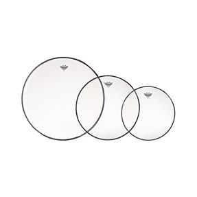"""Remo Emperor Clear ProPack 12"""", 13"""", 16"""""""