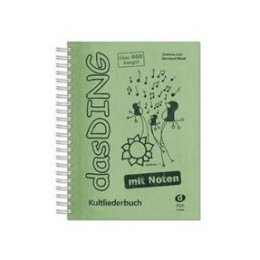 DUX Das Ding 1 - Kultliederbuch mit Noten