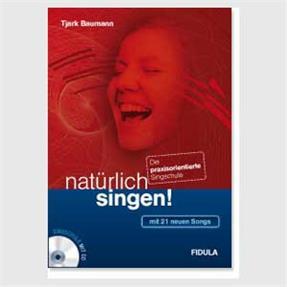 Fidula Natürlich Singen! Mit CD