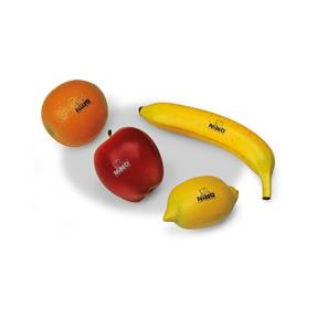 Meinl Nino 100 Botany Shaker Obst - 4 Stück