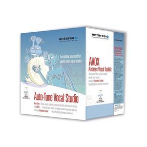 Antares Auto Tune Vocal Studio 8 Lizenzcode