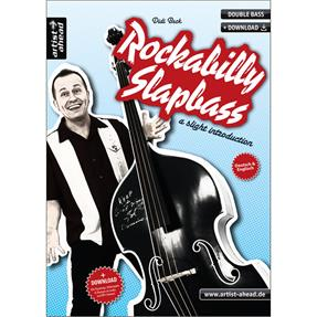 Artist Ahead Verlag Rockabilly Slap Bass mit Downloadcode