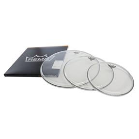 """Remo Emperor Clear ProPack 10"""", 12"""", 16"""""""