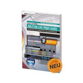 PPV Ableton Live Profi Guide mit CD
