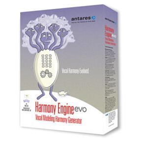 Antares Harmony Engine Evo Lizenzcode