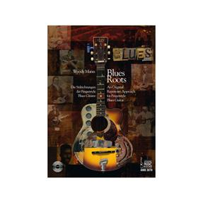 Acoustic Music Books Blues Roots mit CD
