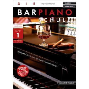 Artist Ahead Verlag Die Bar Piano Schule Band 1 mit Download