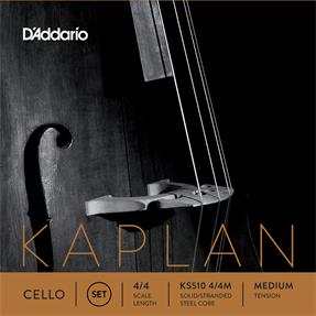 D'addario Cello Kaplan medium