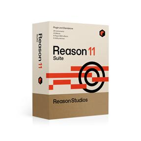 Reason Studios Reason 11 Suite Upgrade von Reason 1-11