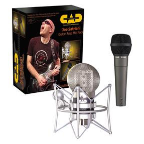 CAD Joe Satriani Mic Pack