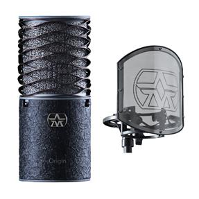 Aston Microphones Origin Black Limited Edition Bundle