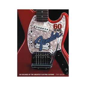Hal Leonard 60 Years of Fender