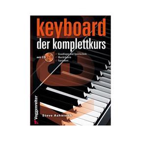 Voggenreiter Keyboard Der Komplettkurs mit CD
