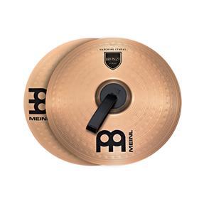 "Meinl Bronze Marching Cymbals 14"""