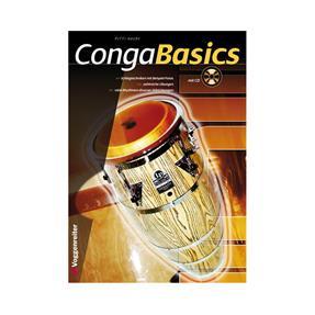 Voggenreiter Conga Basics mit CD
