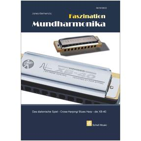 Schell Music Faszination Mundharmonika mit CD