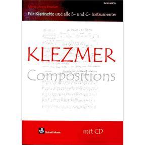 Schell Music Klezmer Compositions mit CD