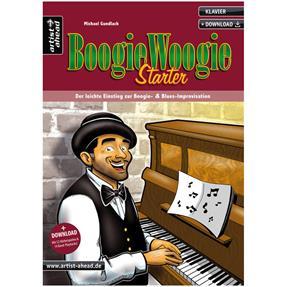 Artist Ahead Verlag Boogie Woogie Starter mit Download
