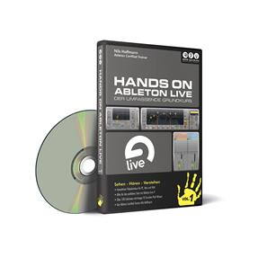 DVD Lernkurs Hands On Ableton Live Vol. 1