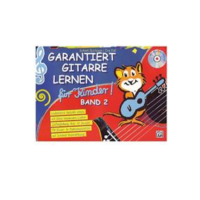 Alfred Publishing Garantiert Gitarre lernen für Kinder 2
