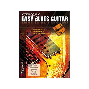 Voggenreiter Svenson's Easy Blues Guitar DVD